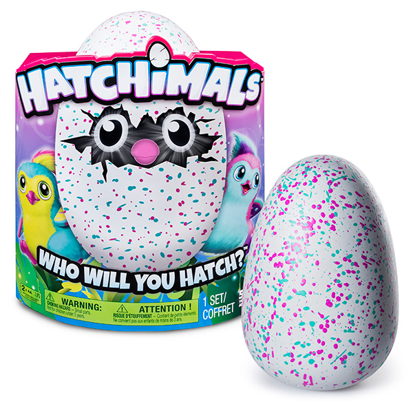 Яйцо Hatchimals